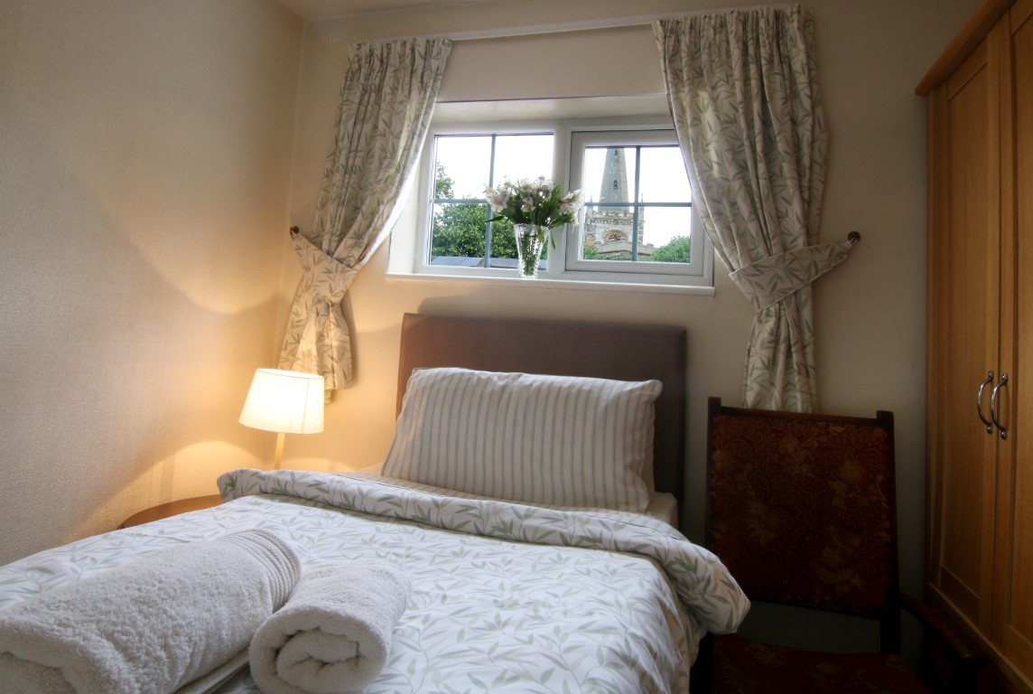 Self Catering - As You Like It Cottage Stratford-upon-Avon - Single Bedroom